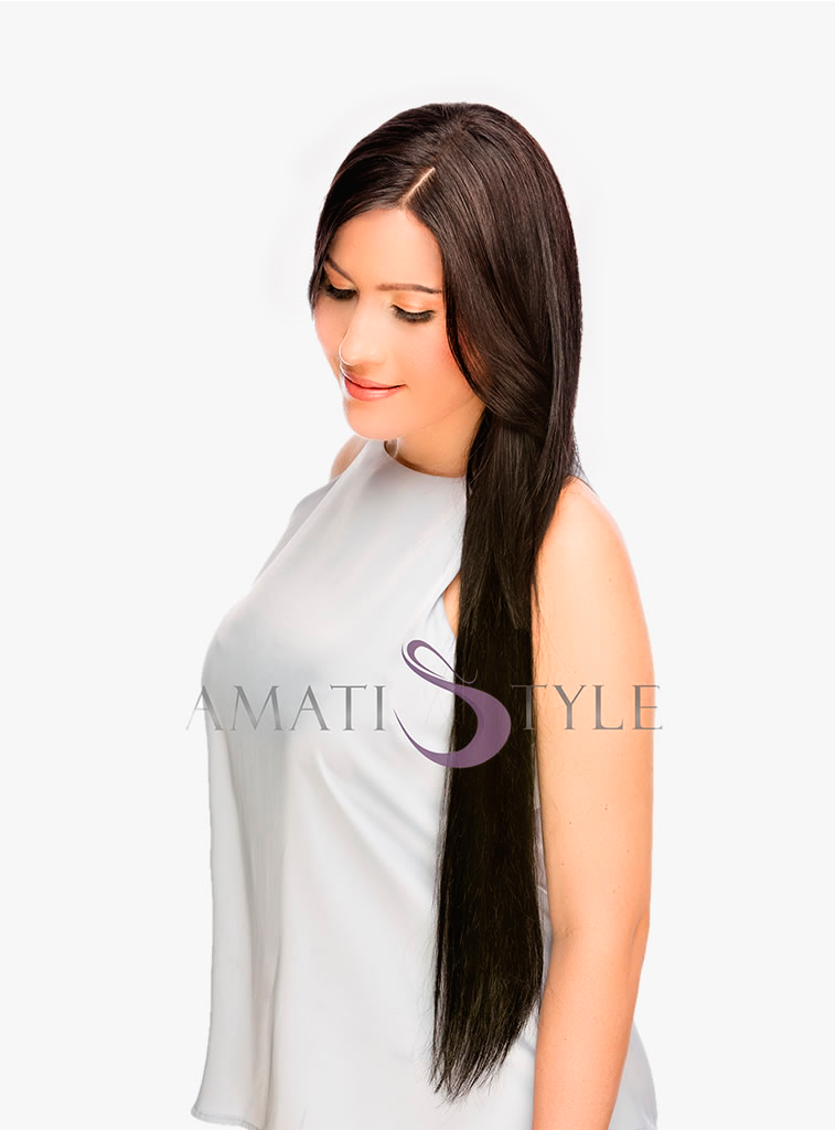 Hair Extensions for Sale - Dark Brown 2