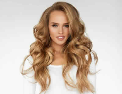 Type of Hair Extensions Microlink