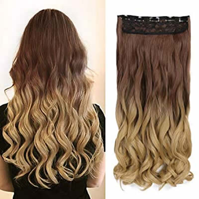 How to care for hair extensions Clip-In