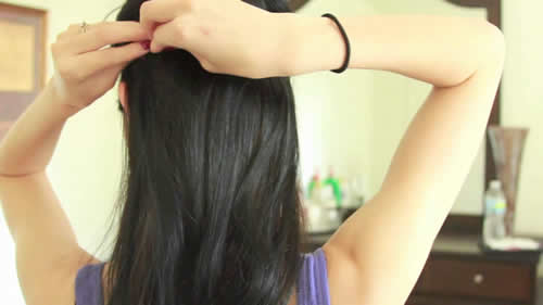 How to clip in remy hair extensions