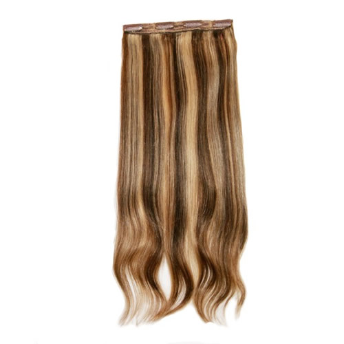 Caring for clip in hair extensions