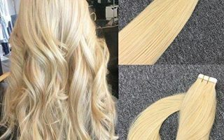 How to Glue Hair Extensions