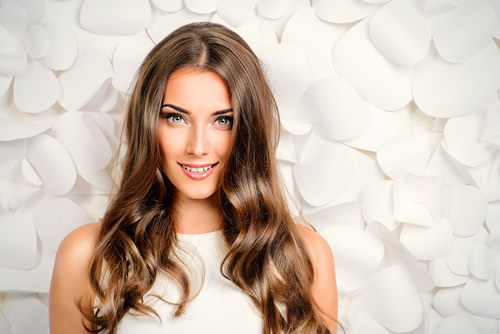 How to fix or repair human hair extensions