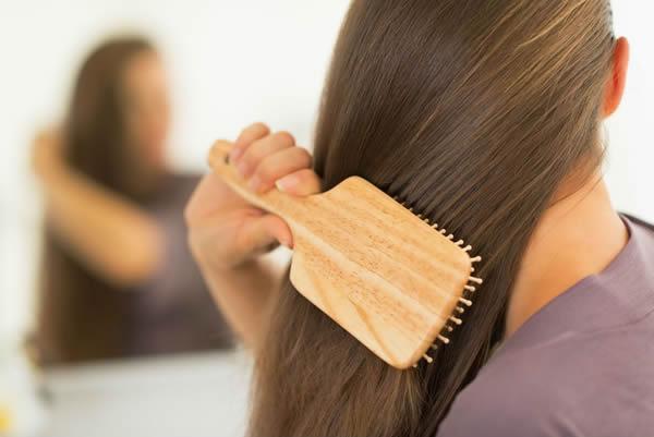 Tips para cuidar el cabello Cepillar tu cabello