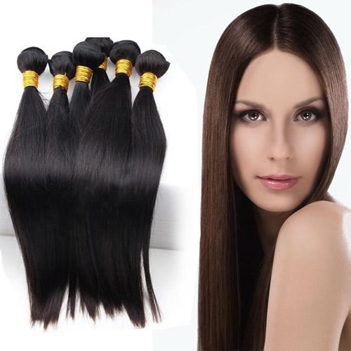 Comprar extensiones de cabello virgen online