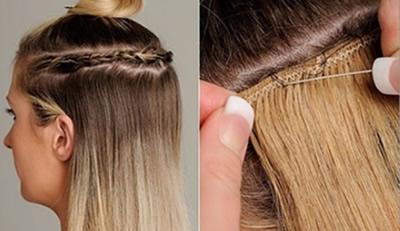 Como cuidar las extensiones de cabello tejidas