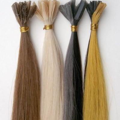 venta de extensiones de cabello natural de keratina en caracas venezuela