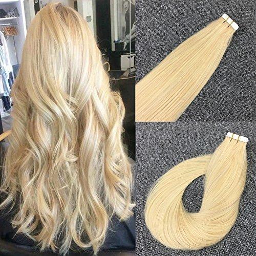 Como pegar extensiones de cabello
