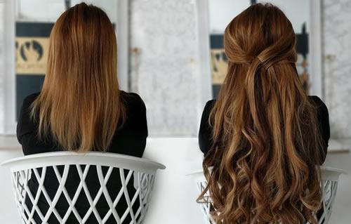 Lo ultimo en extensiones de cabello Venezuela