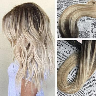 Como decolorar extensiones de cabello
