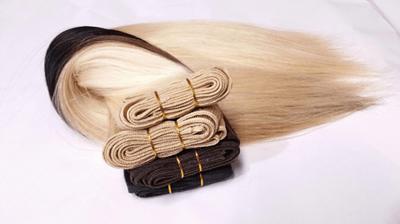 Extensiones de cabello natural de cortina en Venezuela
