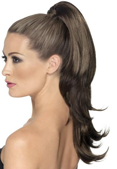 Peinado con Extensiones de Cabello Natural Coleta