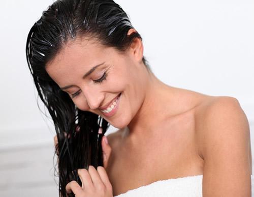 Beneficios de la sal marina para el cabello