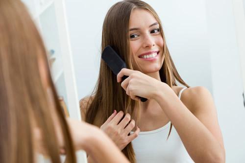 Como desenredar las extensiones de cabello