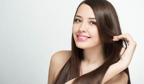 Como cuidar el cabello liso