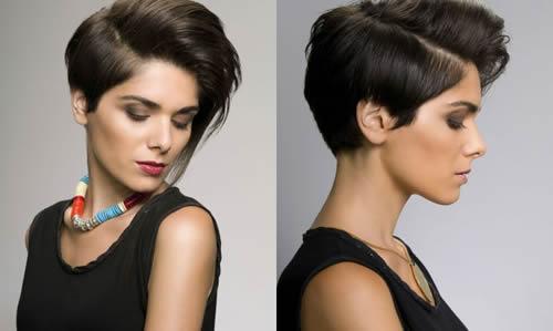 Como dar volumen al cabello corto y fino mujeres
