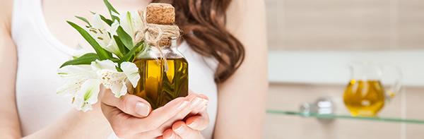Aceite de oliva para el crecimiento del cabello