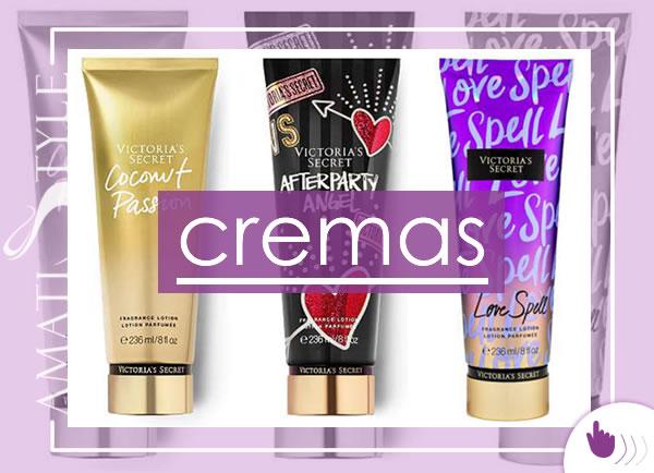 Venta de Cremas para Damas Victoria Secret y Bath and Body Works