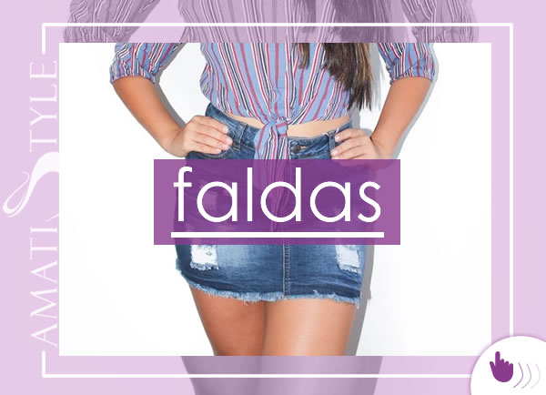 Venta de Faldas para Dama de Moda en Venezuela