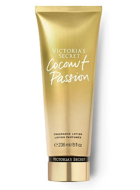 Crema de Victoria Secret Coconut Passion