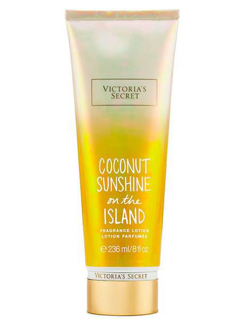 Crema de Victoria Secret Coconut Sunshine