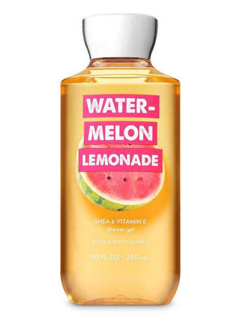 Gel de Ducha o Baño para Mujeres Water Melon BBW
