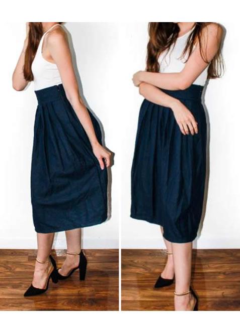 Venta de Faldas de Moda para Dama Importada Lucy