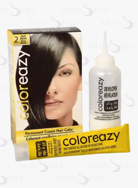Venta de Tintes para el Cabello Coloreazy