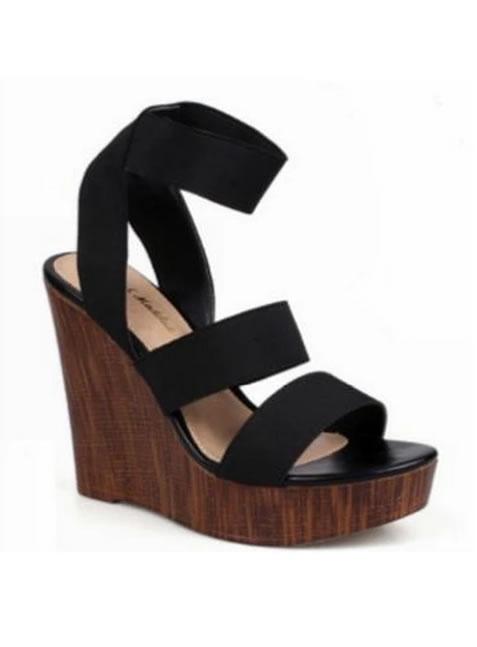 Zapatos de Cuña para Mujer Victor-07