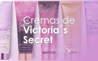 Cremas de Victoria Secret