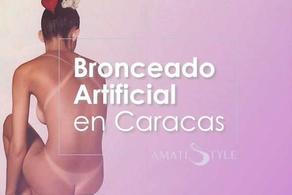 Bronceado Artificial en Caracas