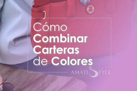 Cómo Combinar Carteras de Colores