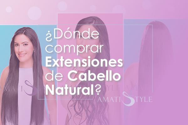 Dónde comprar extensiones de cabello natural en Cúcuta