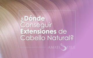 Dónde conseguir extensiones de cabello natural Bogotá