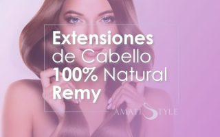 Extensiones de cabello 100% natural Remy en Cali