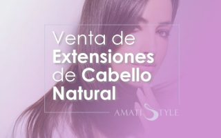 Venta de Extensiones de Cabello Natural en Bogota