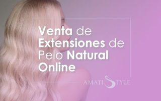 Venta de Extensiones de Pelo Natural Online en Medellin