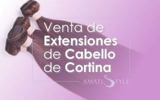 Venta de extensiones de cabello de cortina Cúcuta